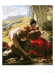 The Sonnet - William Mulready