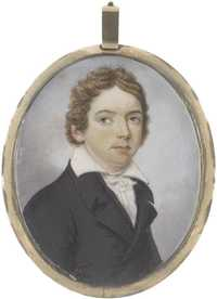 The 'new' portrait of John Keats