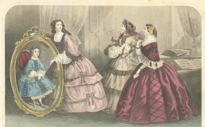 Fashions of 1854