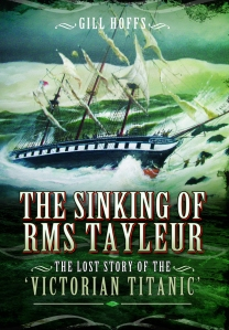 Sinking of RMS Tayleur - Gill Hoffs - hi res image