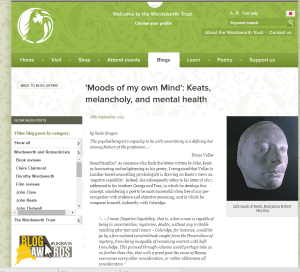 Keatsblog