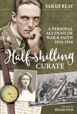 THE HALF SHILLING CURATE - front book cover -hbc